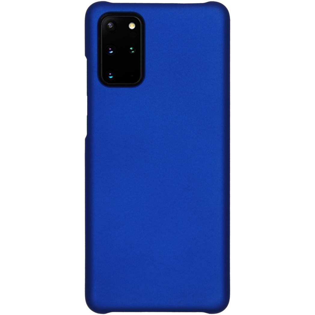 Effen Backcover Samsung Galaxy S20 Plus - Blauw