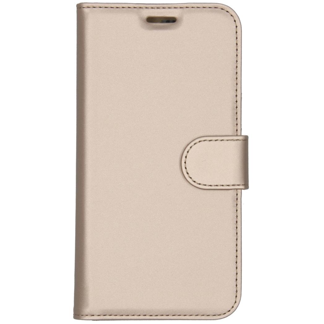 Accezz Wallet Softcase Booktype Nokia 4.2 - Goud