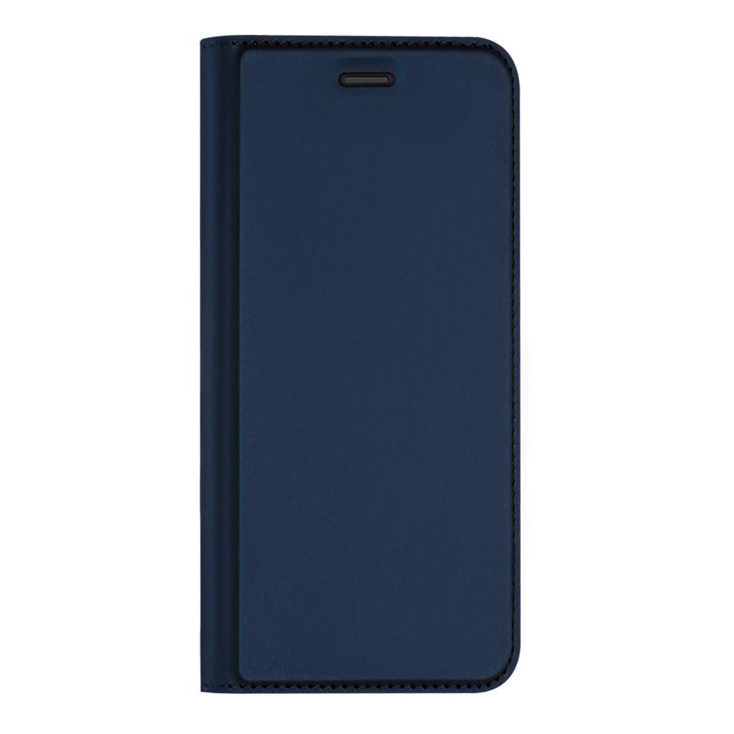 Dux Ducis Slim Softcase Booktype Sony Xperia 1 II - Donkerblauw