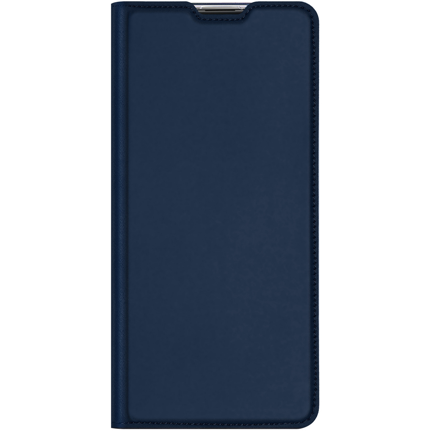 Dux Ducis Slim Softcase Booktype Sony Xperia L4 - Donkerblauw