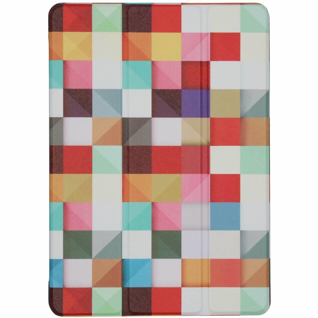 Design Hardcase Bookcase iPad (2017) / (2018)
