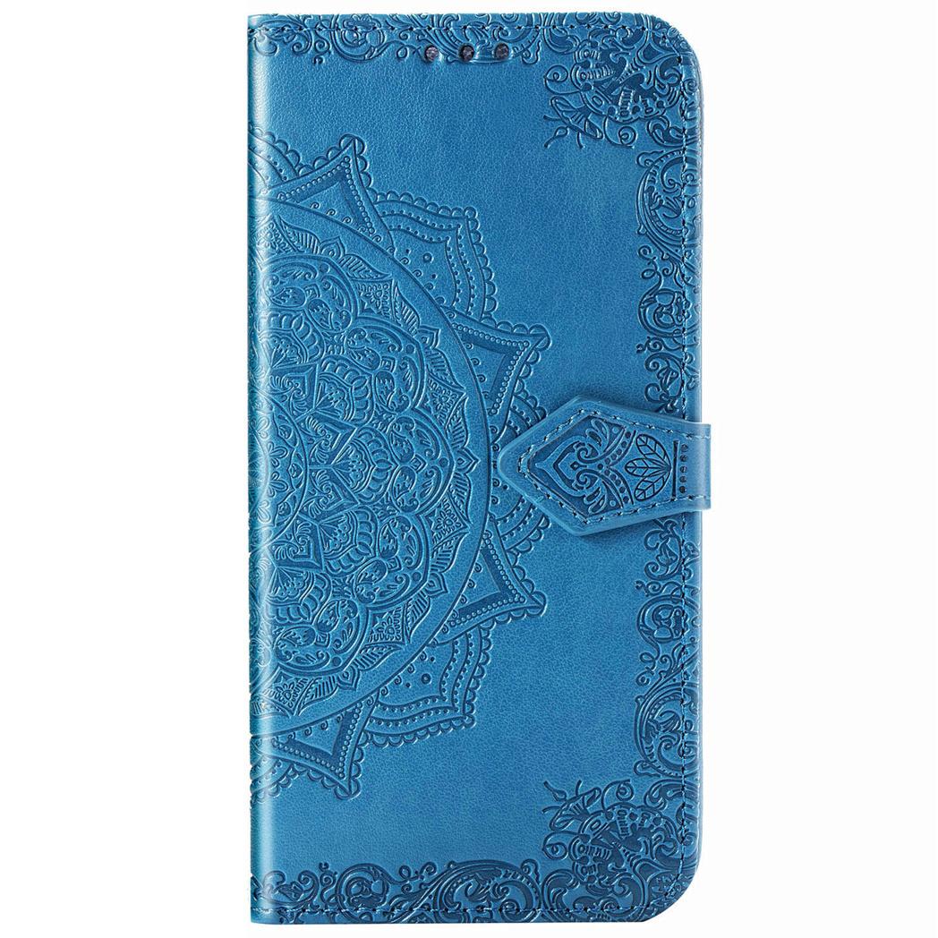 Mandala Booktype Xiaomi Mi 10 (Pro) - Turquoise
