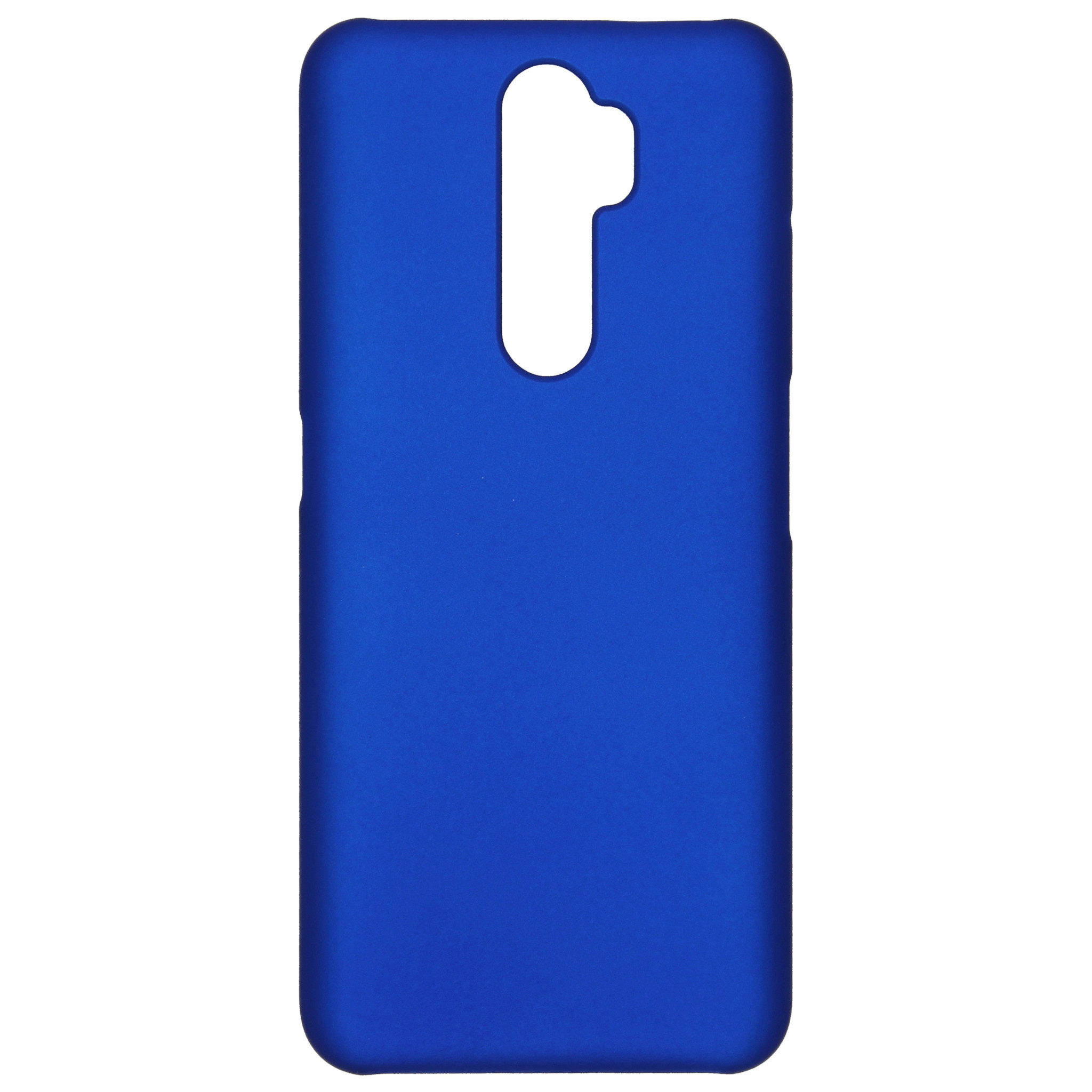 Effen Backcover Oppo A5 (2020) / A9 (2020) - Blauw