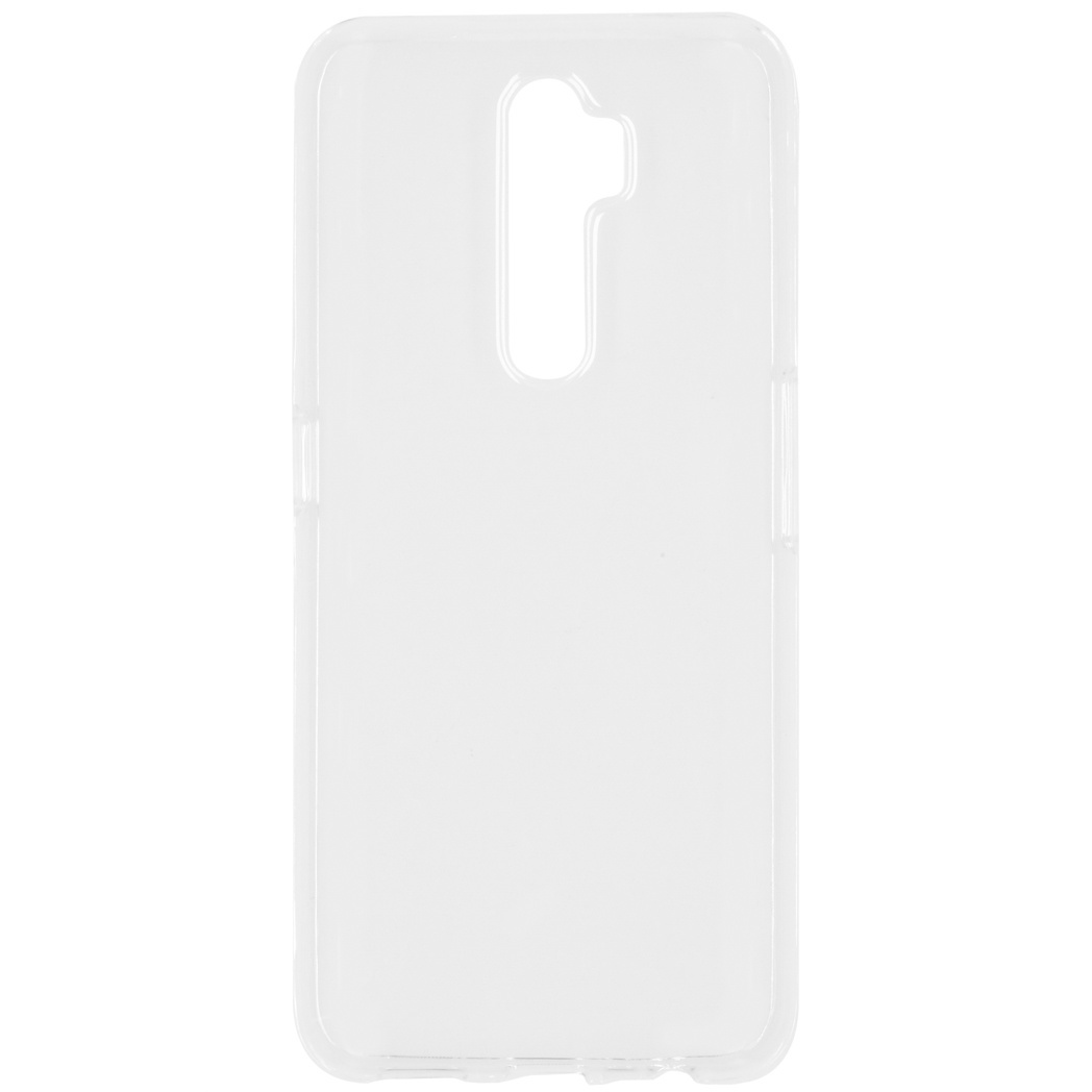 Softcase Backcover Oppo A5 (2020) / A9 (2020) - Transparant
