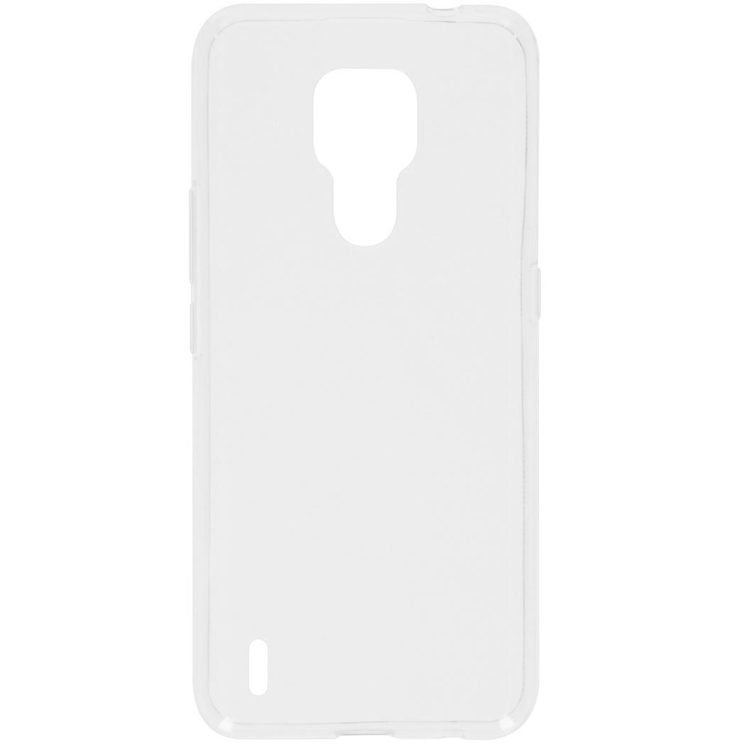 Softcase Backcover Motorola Moto E7 - Transparant
