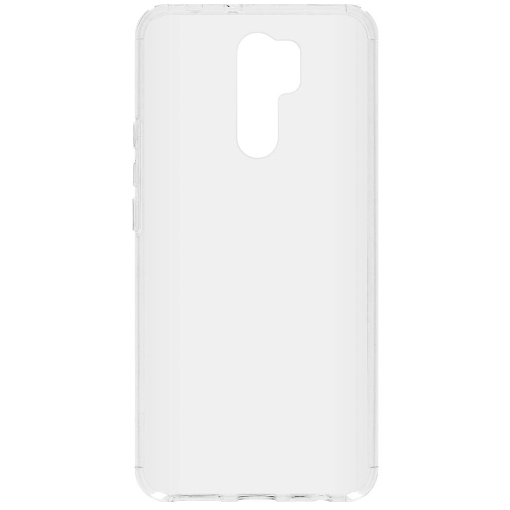 Softcase Backcover Xiaomi Redmi 9 - Transparant