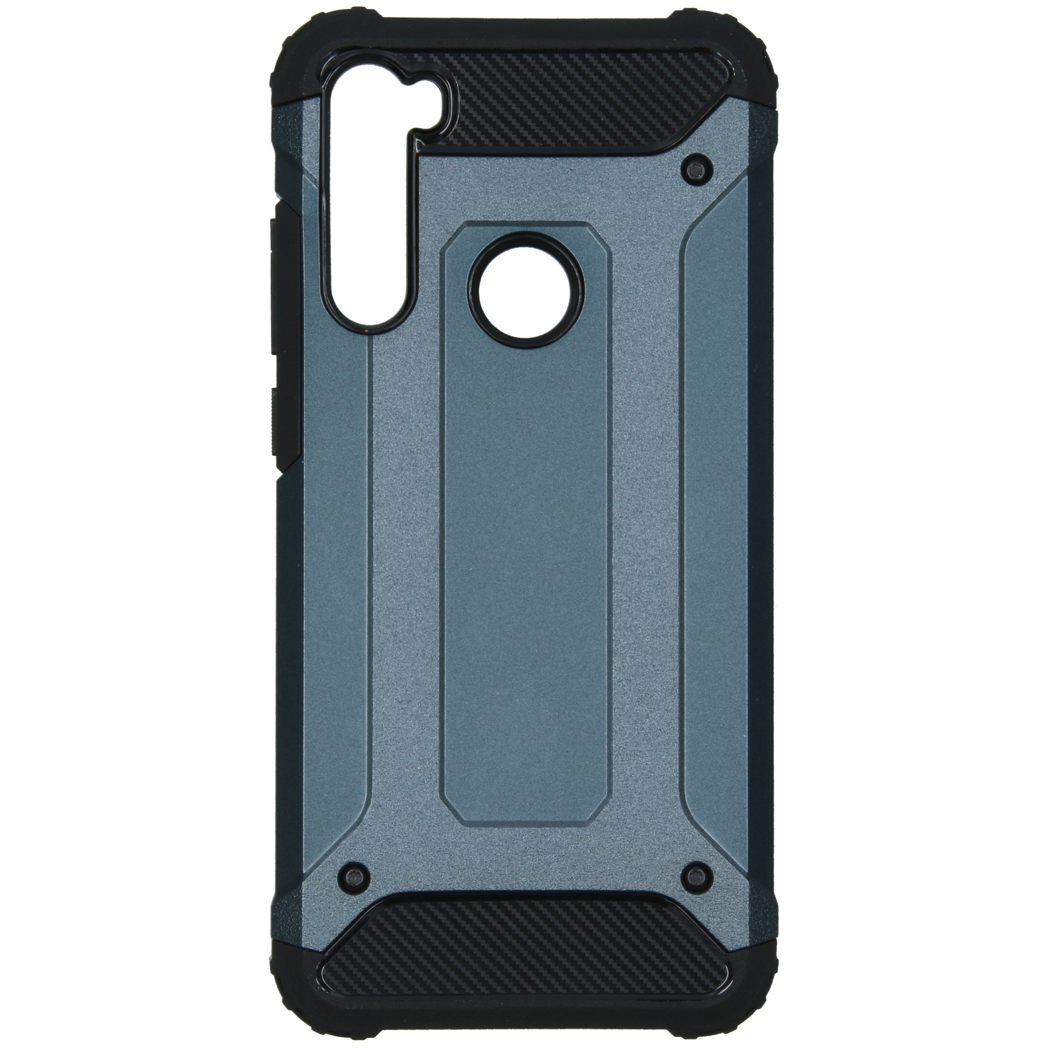 iMoshion Rugged Xtreme Backcover Xiaomi Redmi Note 8T - Donkerblauw