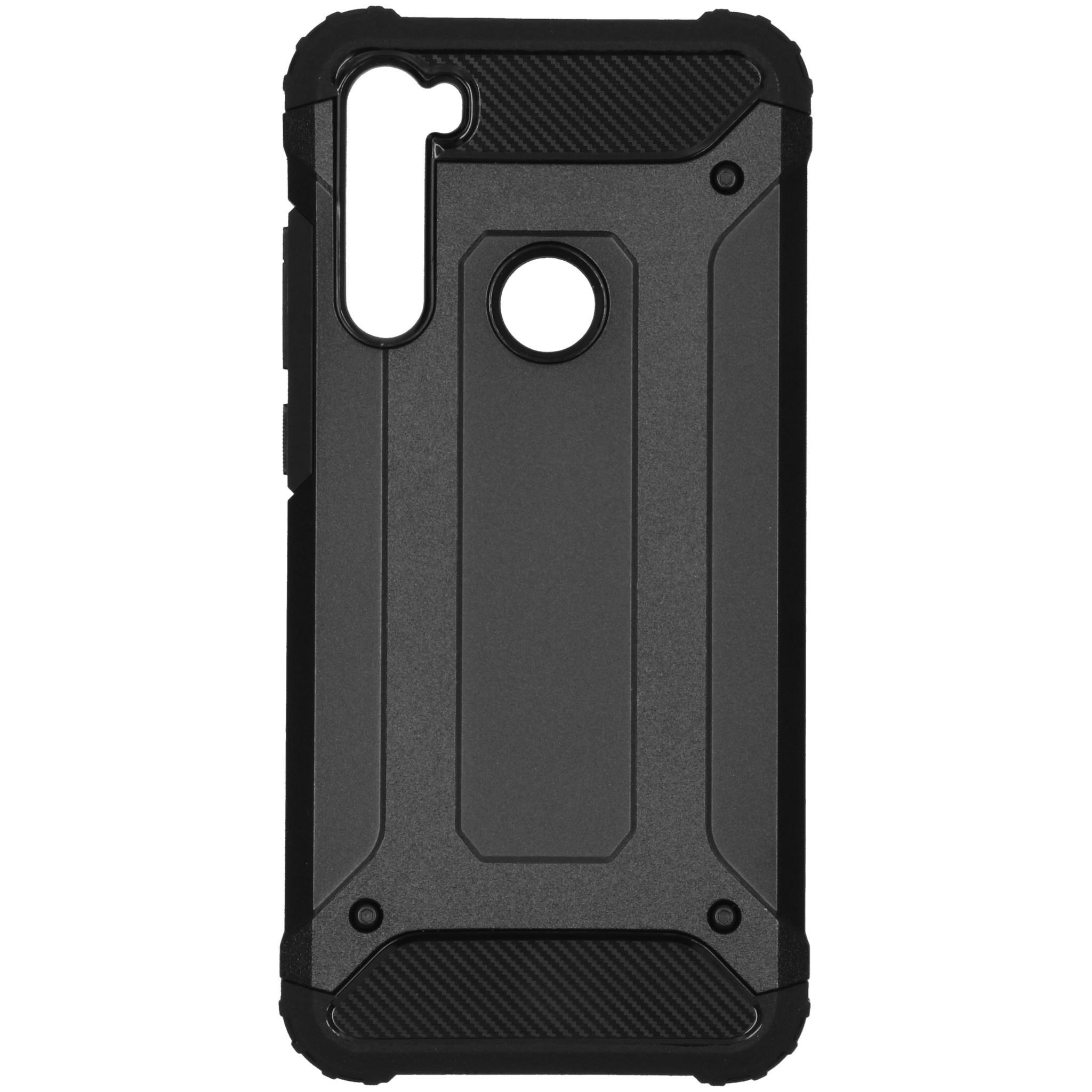 iMoshion Rugged Xtreme Backcover Xiaomi Redmi Note 8T - Zwart