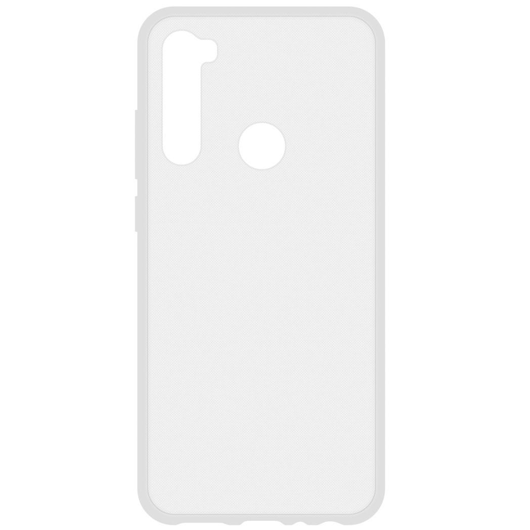 Softcase Backcover Xiaomi Redmi Note 8T - Transparant