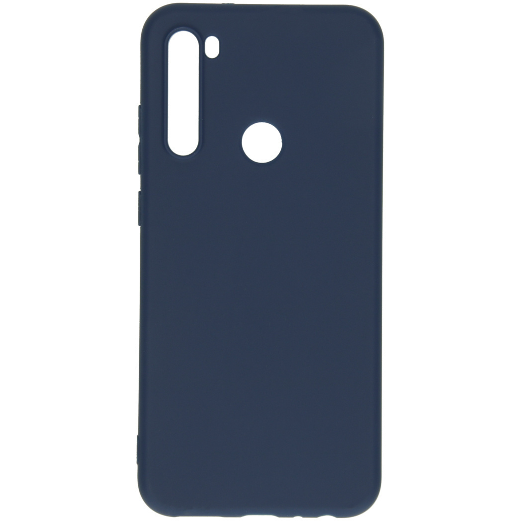 iMoshion Color Backcover Xiaomi Redmi Note 8T - Donkerblauw