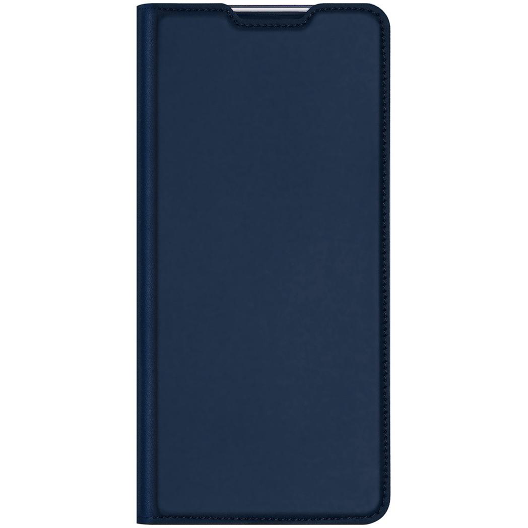 Dux Ducis Slim Softcase Booktype Xiaomi Poco F2 Pro - Donkerblauw