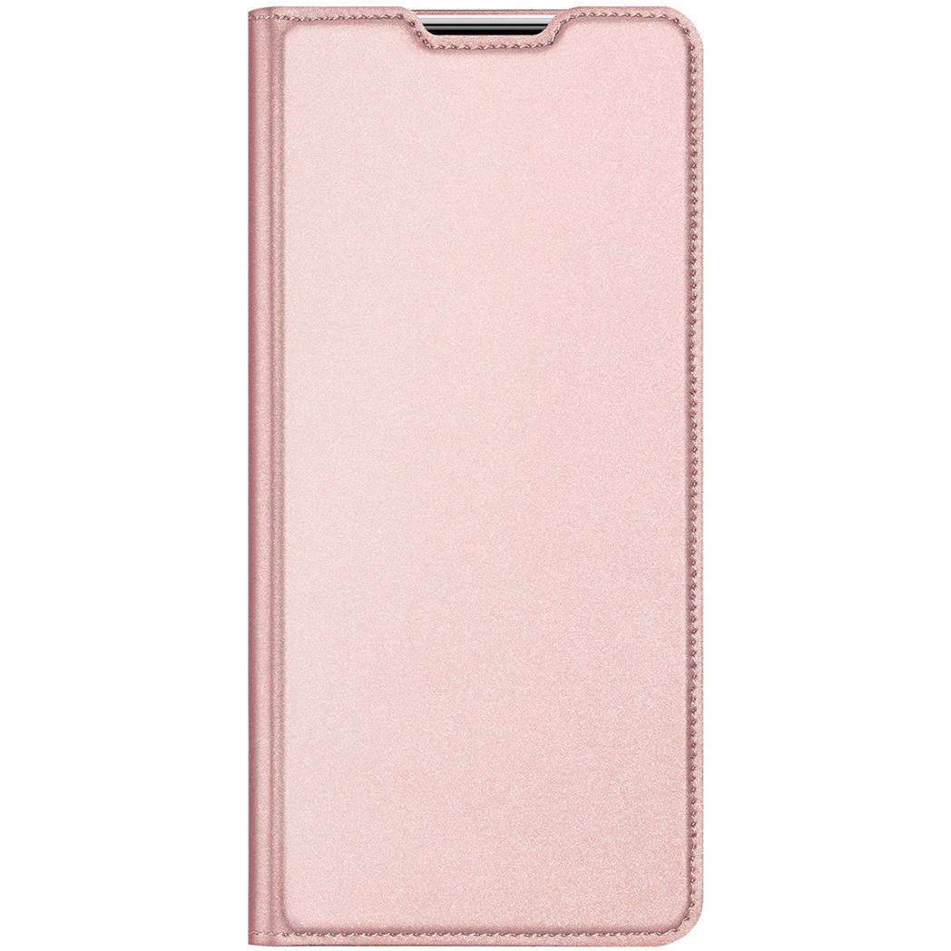 Dux Ducis Slim Softcase Booktype Xiaomi Poco F2 Pro - Rosé Goud