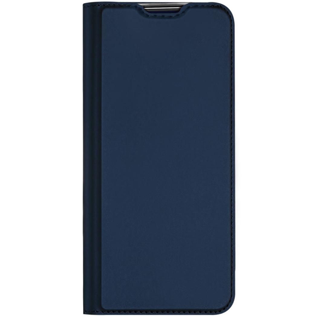Dux Ducis Slim Softcase Booktype Xiaomi Redmi Note 9 - Donkerblauw