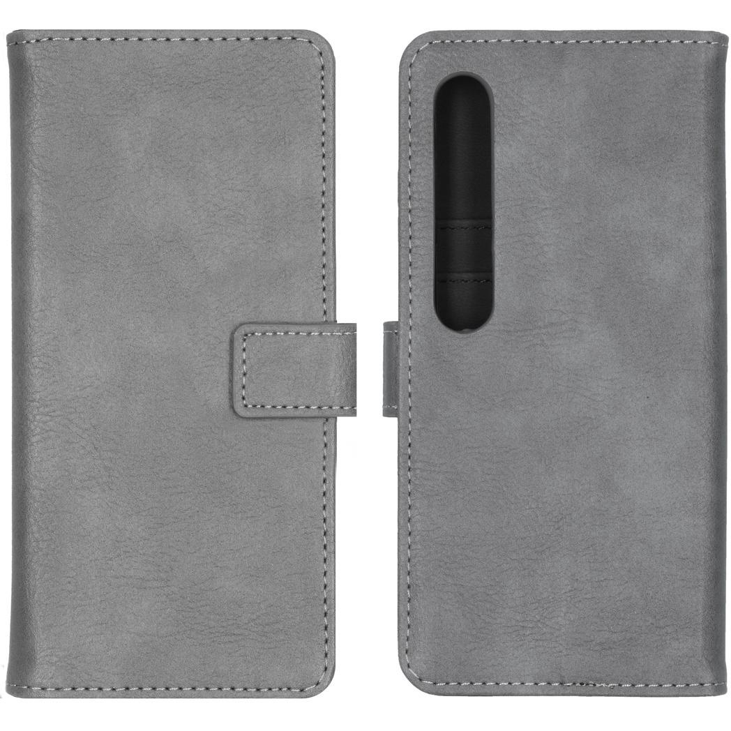iMoshion Luxe Booktype Xiaomi Mi 10 (Pro) - Grijs