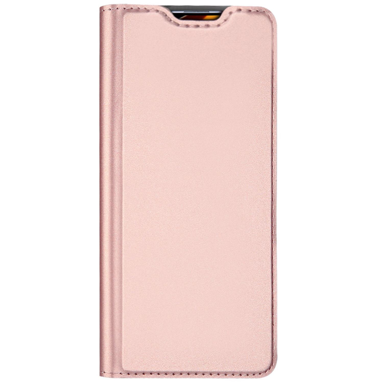 Dux Ducis Slim Softcase Booktype Xiaomi Mi 10 (Pro) - Rosé Goud