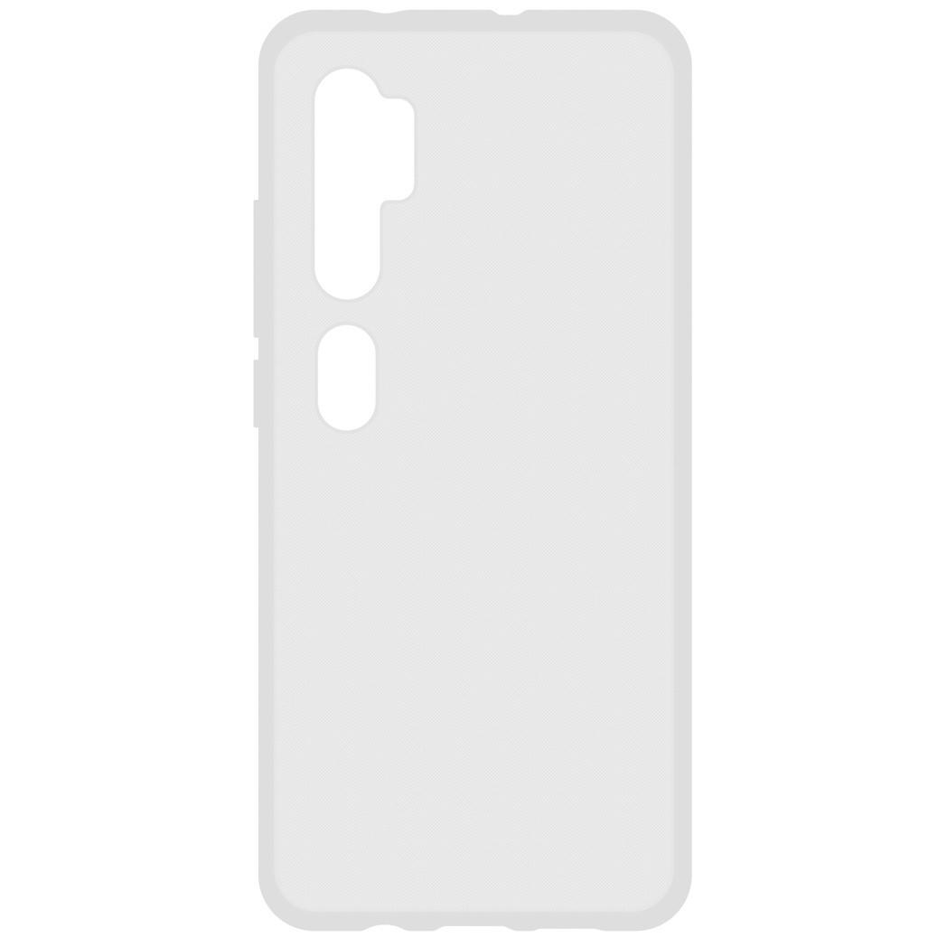 Softcase Backcover Xiaomi Mi Note 10 (Pro) - Transparant