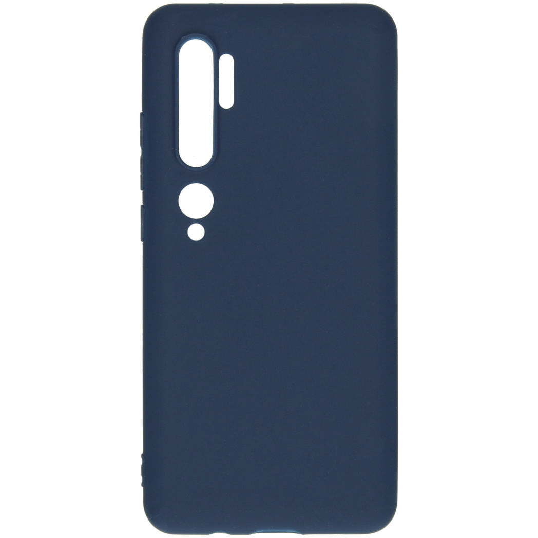 iMoshion Color Backcover Xiaomi Mi Note 10 (Pro) - Donkerblauw