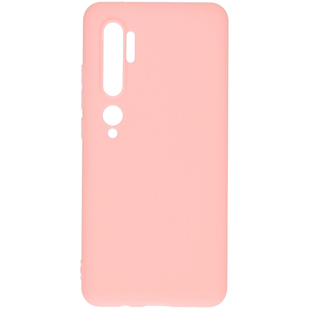 iMoshion Color Backcover Xiaomi Mi Note 10 (Pro) - Roze