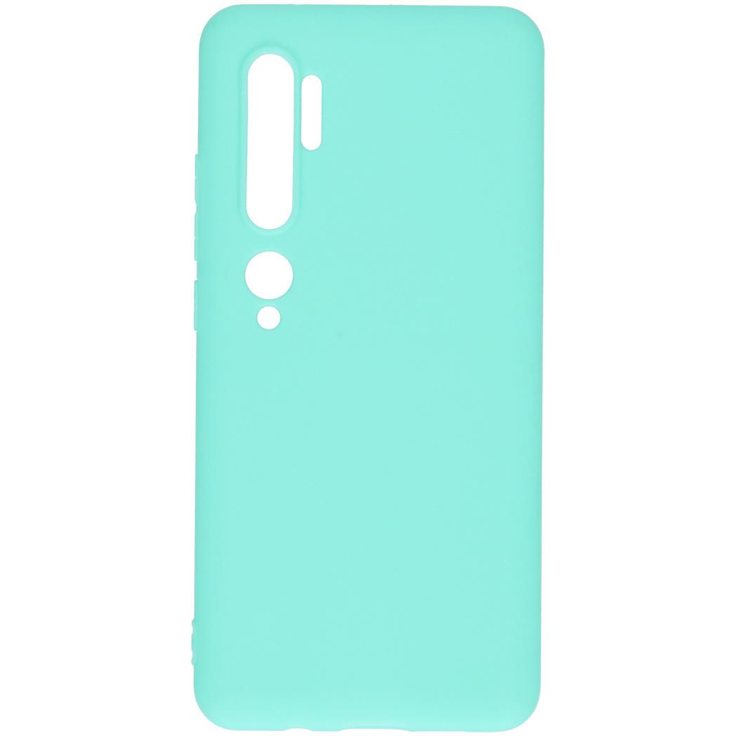 iMoshion Color Backcover Xiaomi Mi Note 10 (Pro) - Mintgroen