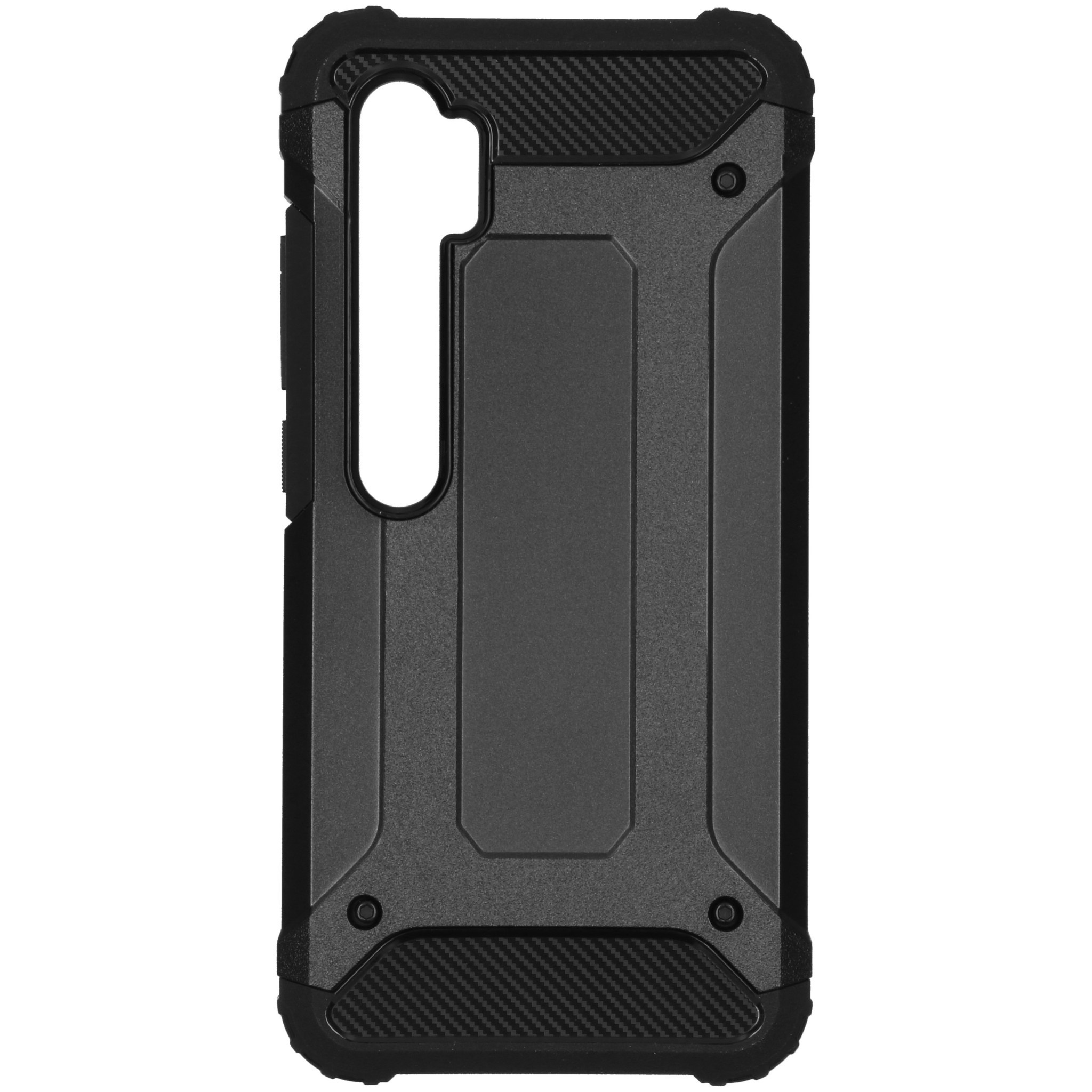 iMoshion Rugged Xtreme Backcover Xiaomi Mi Note 10 (Pro) - Zwart