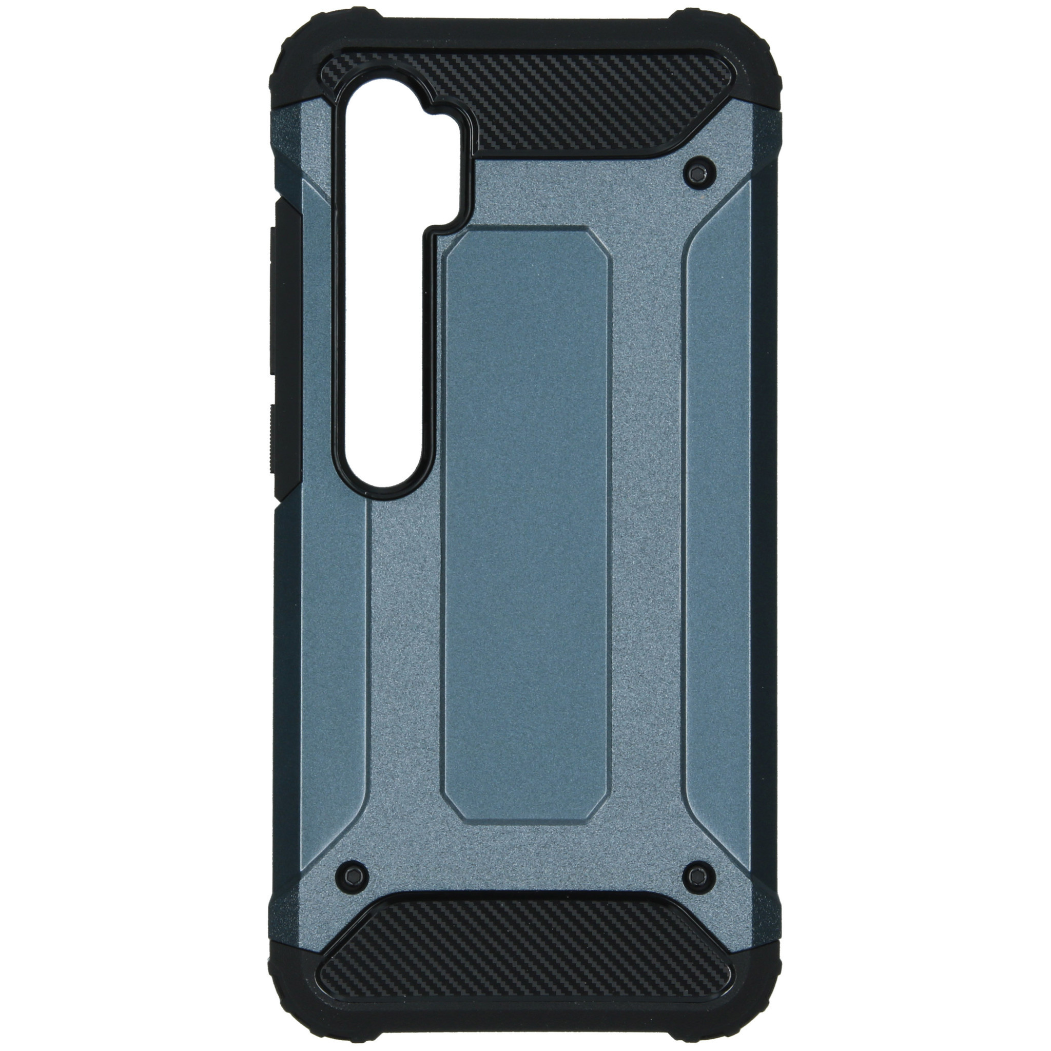 iMoshion Rugged Xtreme Backcover Xiaomi Mi Note 10 (Pro) -Donkerblauw