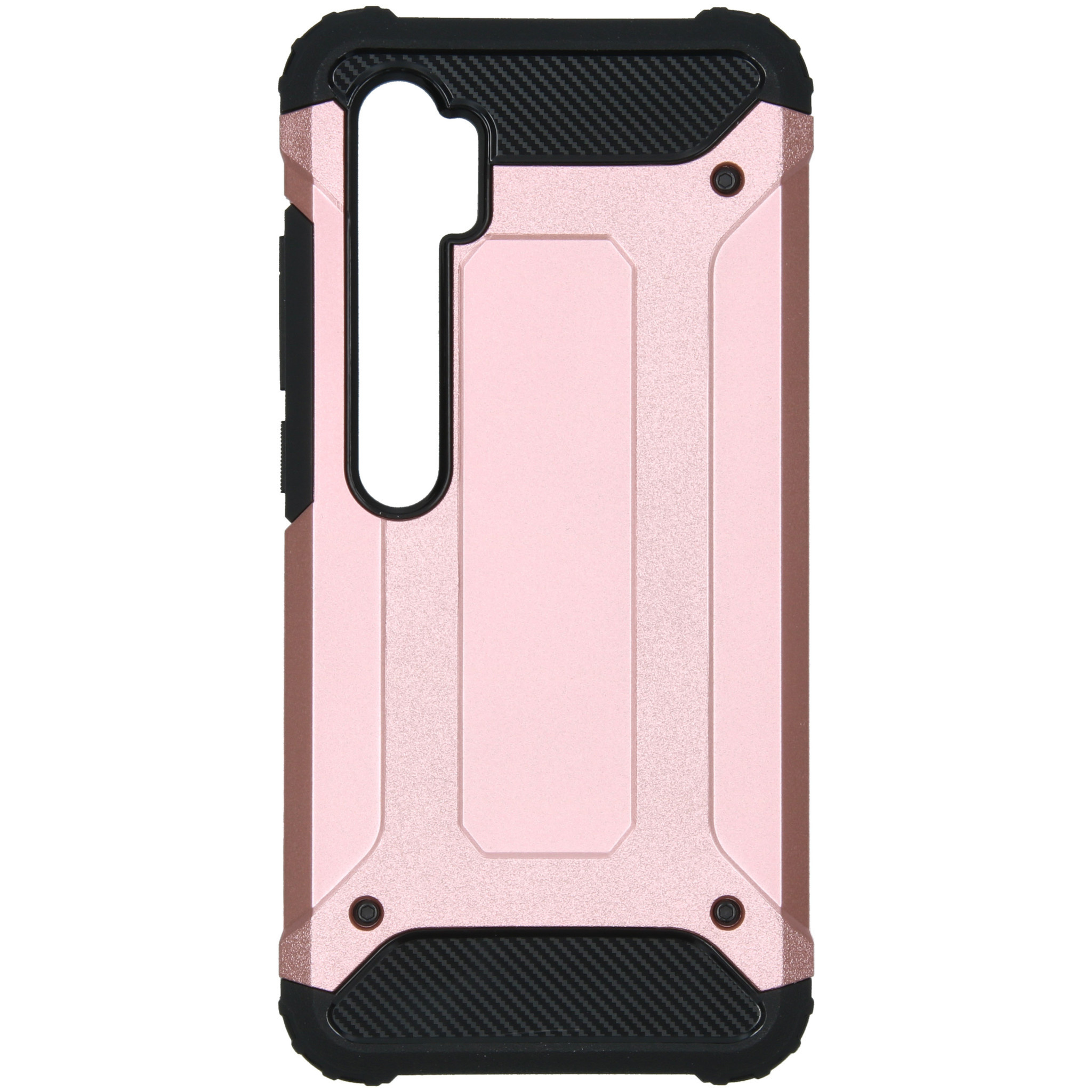 iMoshion Rugged Xtreme Backcover Xiaomi Mi Note 10 (Pro) - Rosé Goud