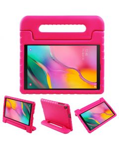 iMoshion Kidsproof Backcover met handvat voor de Samsung Galaxy Tab A 10.1 (2019) - Roze