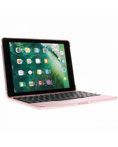 Bluetooth Keyboard iPad (2018) / (2017) / Air (2) / Pro 9.7 - Rosé Goud