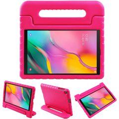 iMoshion Kidsproof Backcover met handvat voor de Samsung Galaxy Tab A 10.1 (2019) - Roze