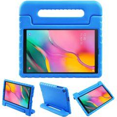 iMoshion Kidsproof Backcover met handvat voor de Samsung Galaxy Tab A 10.1 (2019) - Blauw
