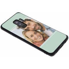 Ontwerp je eigen Samsung Galaxy S9 Plus gel hoesje - Zwart