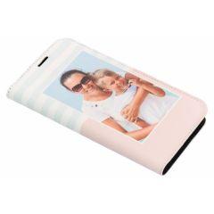Ontwerp je eigen iPhone Xs Max gel booktype hoes