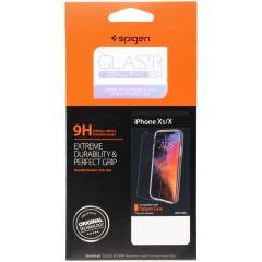 Spigen GLAStR Screenprotector iPhone Xs / X
