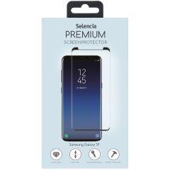 Selencia Gehard Glas Premium Screenprotector Samsung Galaxy S9