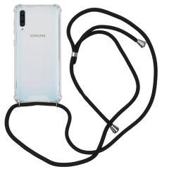 iMoshion Backcover met koord Samsung Galaxy A50 / A30s - Zwart
