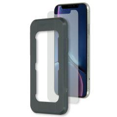 Accezz Glass Screenprotector + Applicator iPhone 11 / Xr