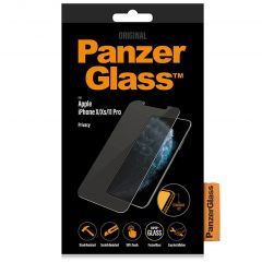 PanzerGlass Privacy Screenprotector iPhone 11 Pro / Xs / X