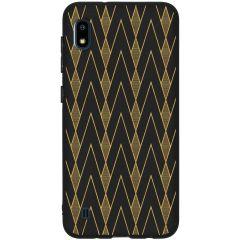 Design Backcover Color Samsung Galaxy A10