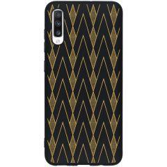 Design Backcover Color Samsung Galaxy A70