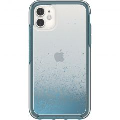 OtterBox Symmetry Clear Backcover iPhone 11 Pro Max - Blauw