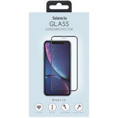 Selencia Gehard Glas Premium Screenprotector iPhone 11 / Xr