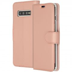 Accezz Wallet Softcase Booktype Samsung Galaxy S10