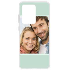 Ontwerp je eigen Samsung Galaxy S20 Ultra gel hoesje