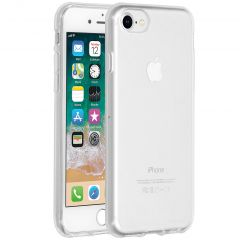 Accezz Clear Backcover iPhone SE (2020) / 8 / 7 / 6(s)