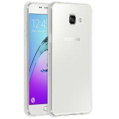 Accezz Clear Backcover Samsung Galaxy A5 (2016) - Transparant