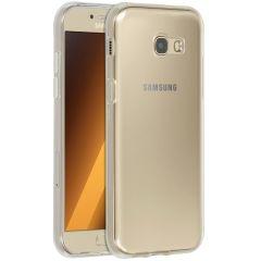 Accezz Clear Backcover Samsung Galaxy A5 (2017) - Transparant