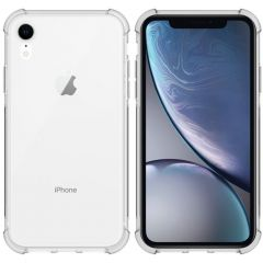 iMoshion Shockproof Case iPhone Xr - Transparant