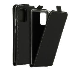 Accezz Flipcase Samsung Galaxy S10 Lite - Zwart