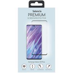 Selencia Gehard Glas Premium Screenprotector Samsung Galaxy S20 Plus