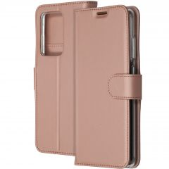 Accezz Wallet Softcase Booktype Samsung Galaxy S20 Ultra